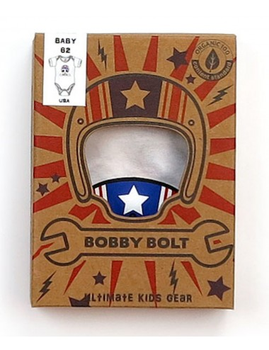 Bobby Bolt USA Body per...
