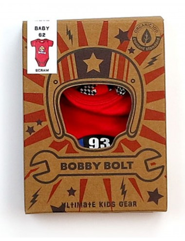 Bobby Bolt Scram Body per...