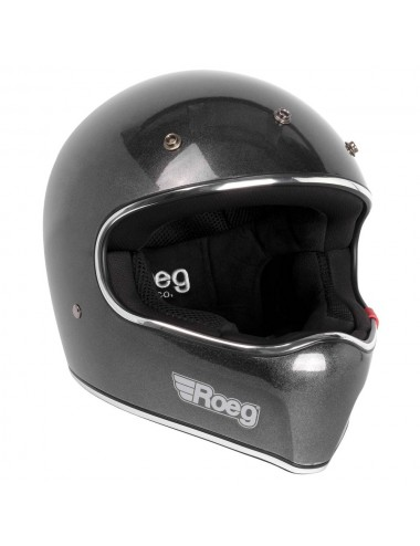 Casco Peruna Roeg Metal Black